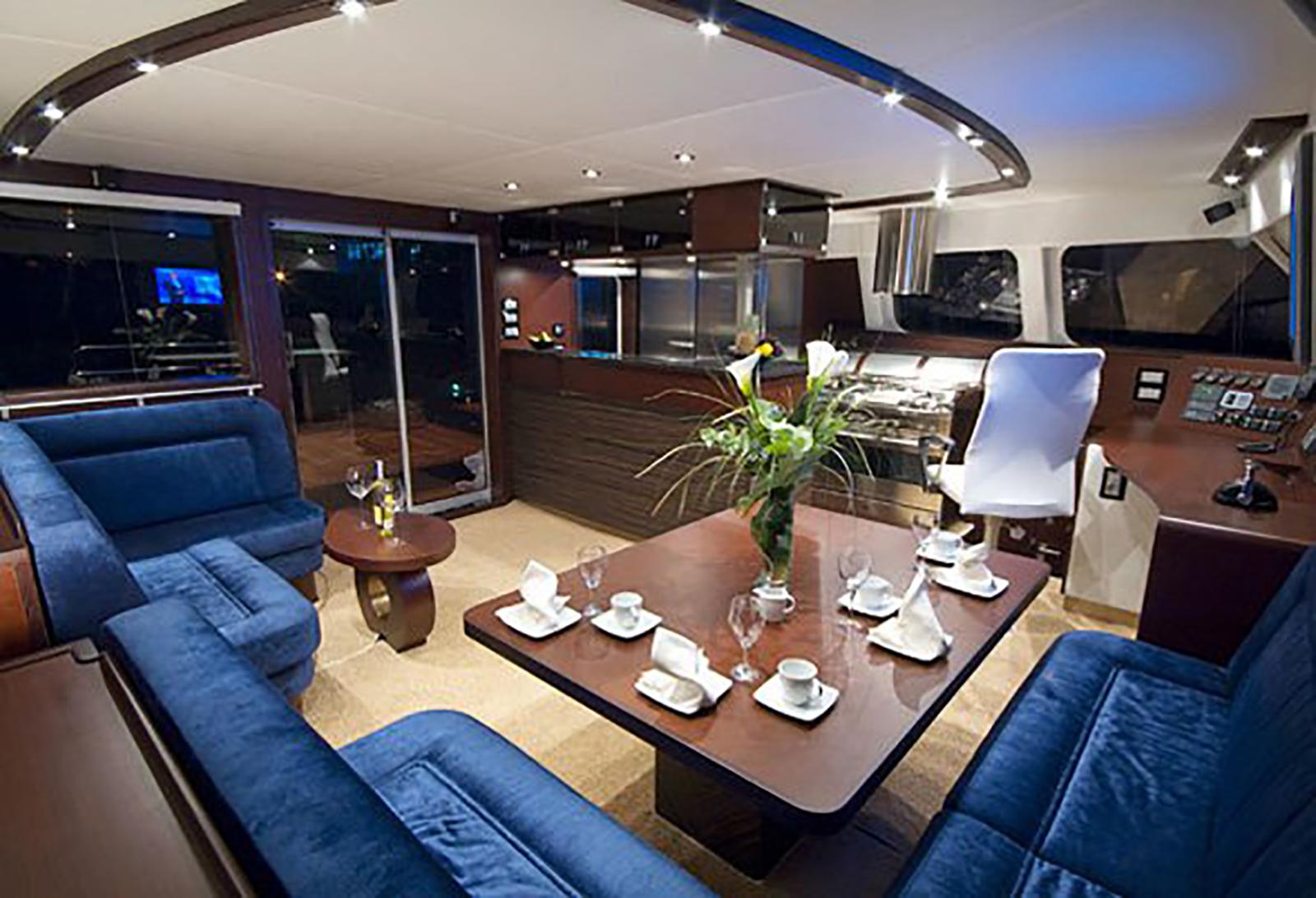 Anassa 19m Sunreef Sailing Yacht For Charter