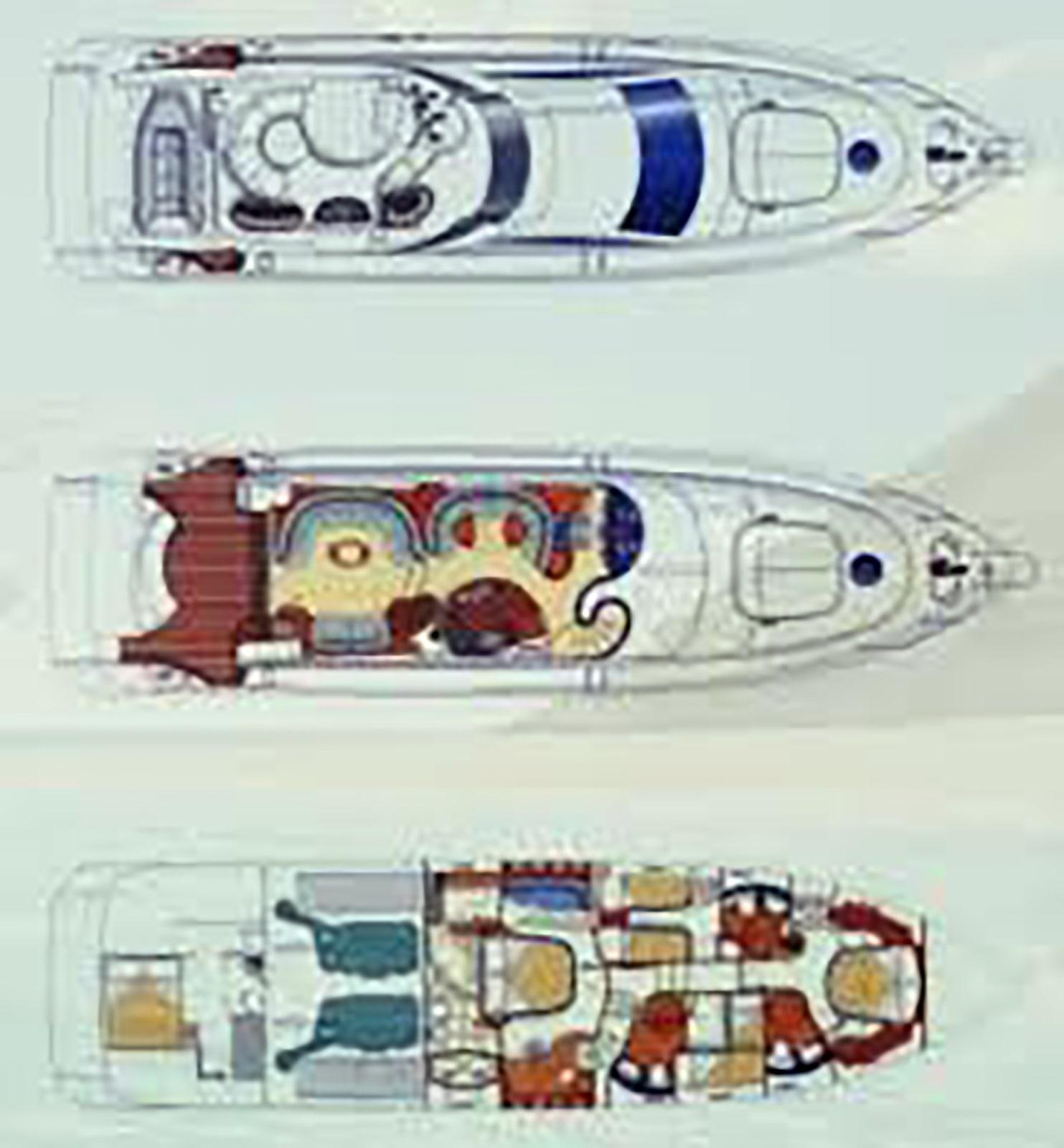 Azimut 68S 21m Manu Layout