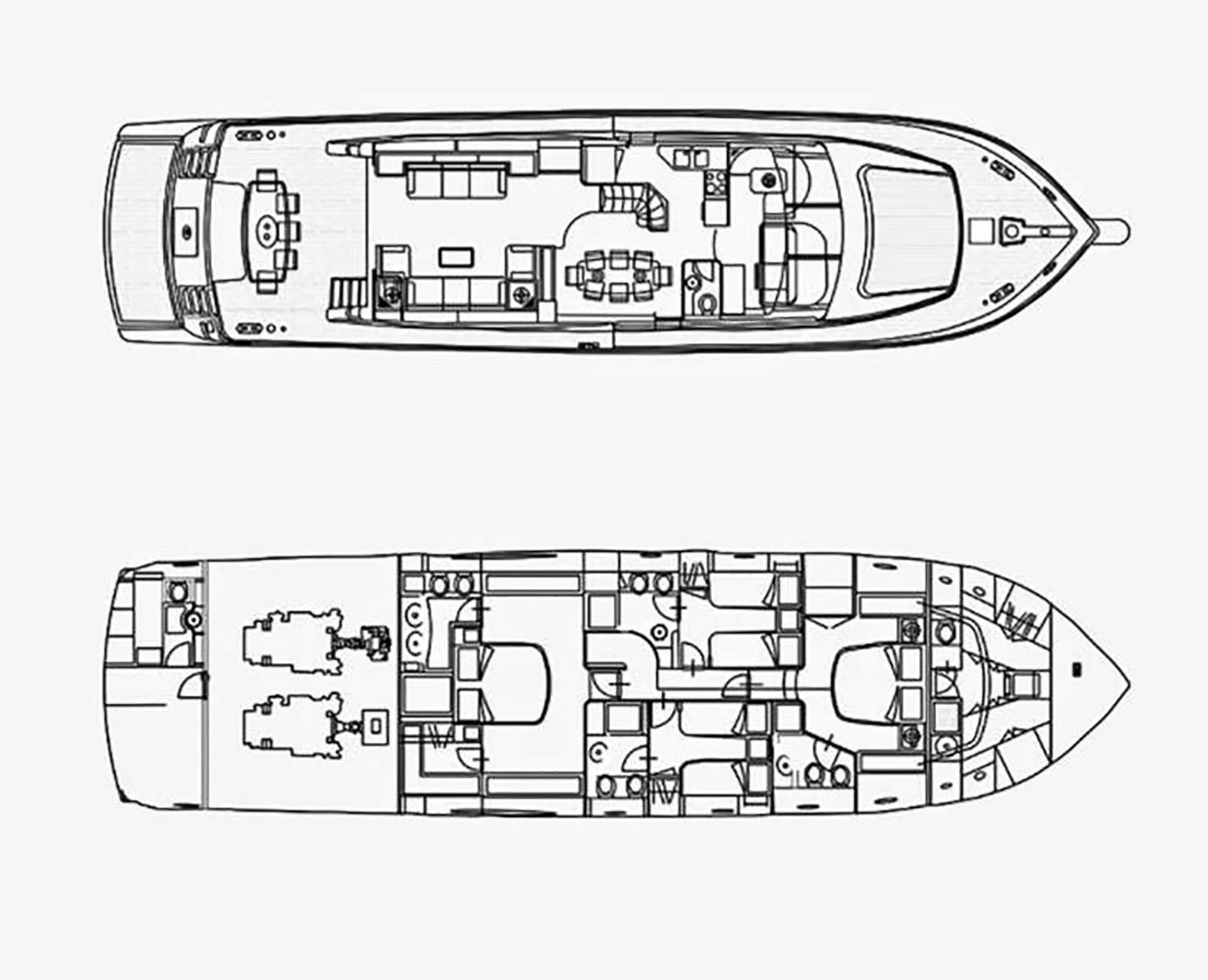M/Y ALFEA-24m-Alalunga-for charter